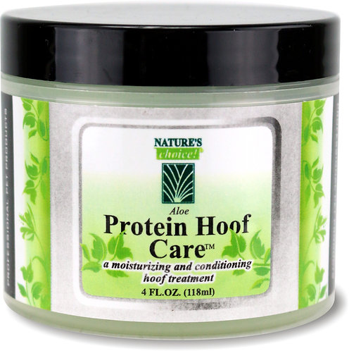 Aloe Protein Hoof Care Cream by Nature's Choice