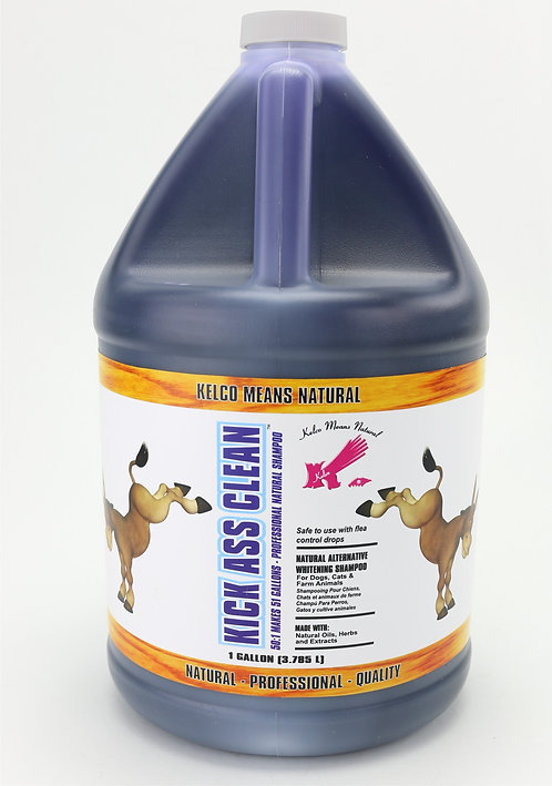 Kick Ass Clean Shampoo by Kelco 50:1 - Gallon
