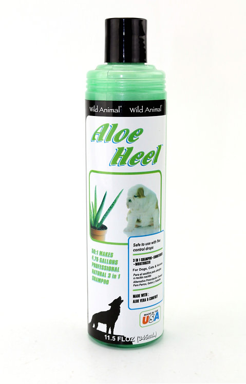 Aloe Heel Shampoo by Wild Animal 50:1 - 11.7oz