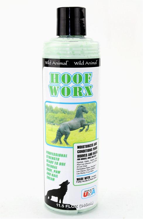 Hoof Worx Pad Moisturizer by Wild Animal - 11.7oz