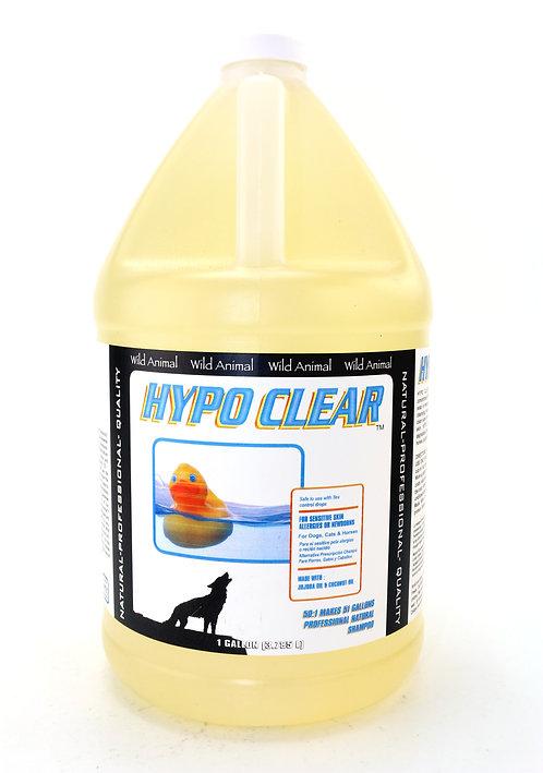 Hypo Clear Shampoo by Wild Animal 50:1 - Gallon