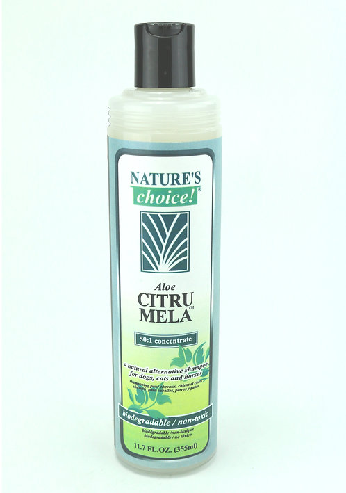 Aloe Citru-Mela Shampoo by Nature's Choice 50:1 - 11.7oz
