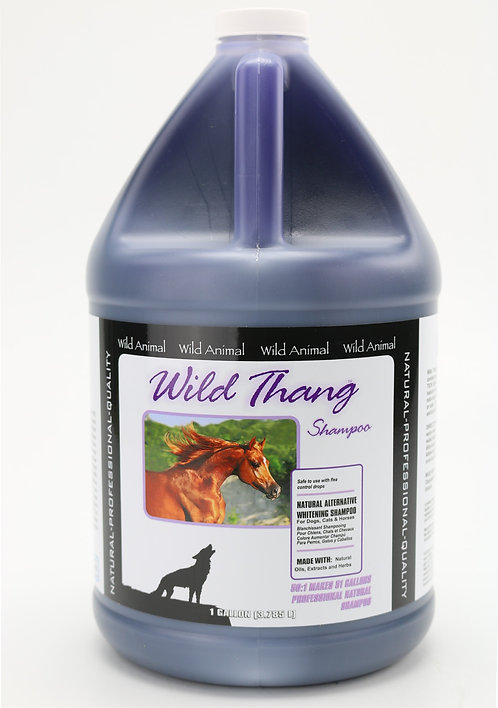Wild Thang Shampoo by Wild Animal 50:1 - Gallon