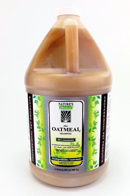 Aloe Oatmeal Shampoo by Nature's Choice 50:1 - Gallon