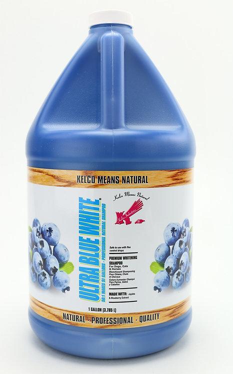 Ultra Blue White Shampoo by Keclo 50:1 - Gallon