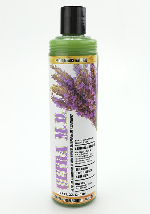 Ultra M.D. Shampoo by Kelco 50:1 - 11.7oz