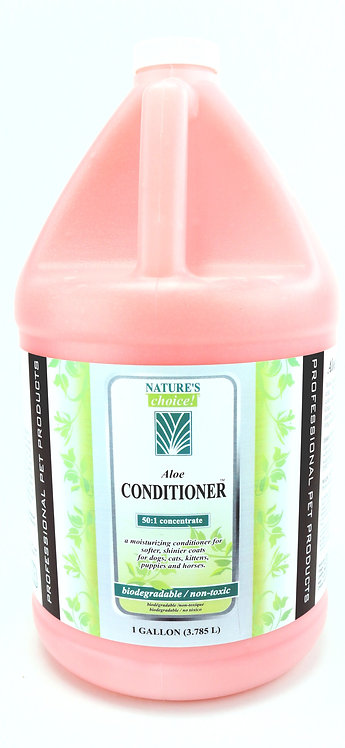 Aloe Conditioner by Nature's Choice 50:1 - Gallon