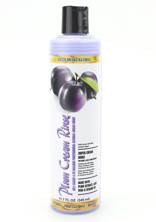Plum Cream Rinse Conditioner by Kelco 50:1 - 11.7oz