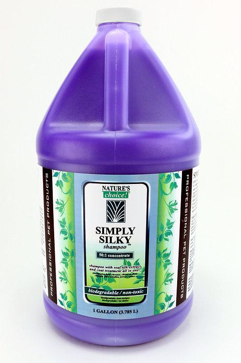 Simply Silky Shampoo by Nature's Choice 50:1 - Gallon