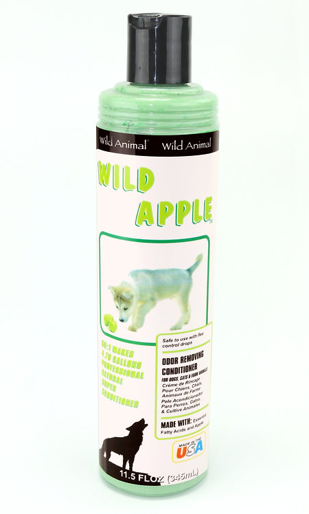 Wild Apple Conditioner by Wild Animal 50:1 - 11.7oz