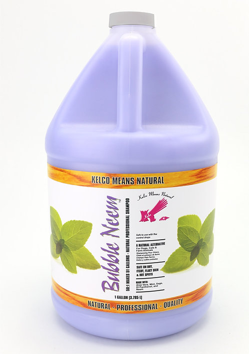Bubble Neem Shampoo by Kelco 50:1 - Gallon