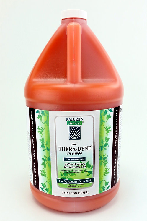 Aloe Thera-Dyne Shampoo by Nature's Choice 50:1 - Gallon