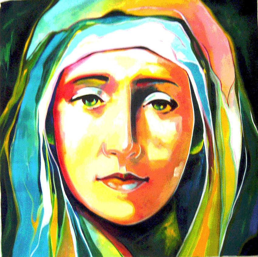 The Magnificat: Mary's Song of Nonviolence