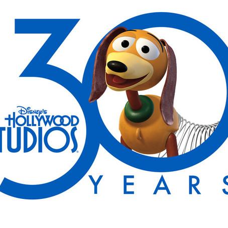 Celebrate Disney's Hollywood Studios 30th Anniversary