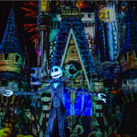 What's This? A First Look at the Jack Skellington-Hosted 'Disney's Not So Spooky Spectacular' Firewo