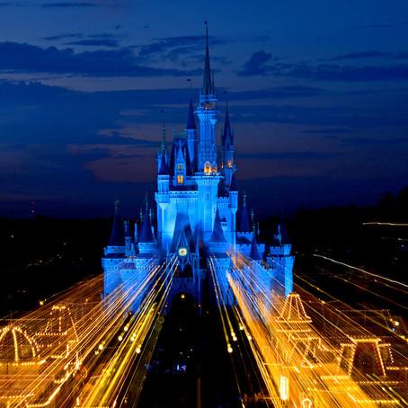 Disney World Phased Reopening