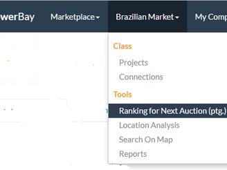 [A-4 2018] Como Usar o Ranking dos Projetos Mais Competitivos para o Leilão
