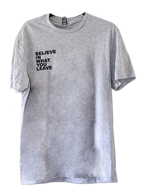 Believe Pocket Tee