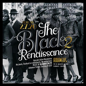 Friday February 7th The Black Renaissance Part 2 At Amadeus 7951 Albion Avenue Elmhurst NY 11373...Doors Open 11pm-4am...Advance Tickets Starting At $20...Bottle Service Starting At 2 Bottles For $400...Text/call 646.522.5400 or CeoFresh@gmail.Com For More Info