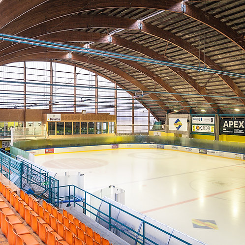 Prolongation Abonnement Patinoire