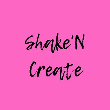 shake and create workshop för kvinnor