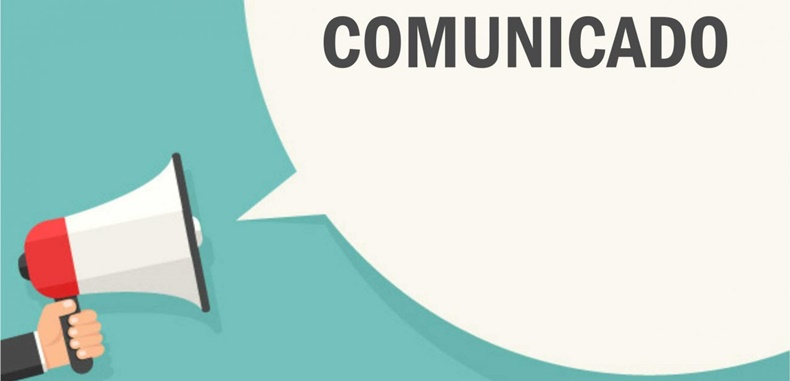 Comunicado - Etec Gino Rezaghi A.1