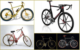 6 זוגות אופניים, שסביר להניח  שלא תיקנו [ אופניים היקרות ביותר ]