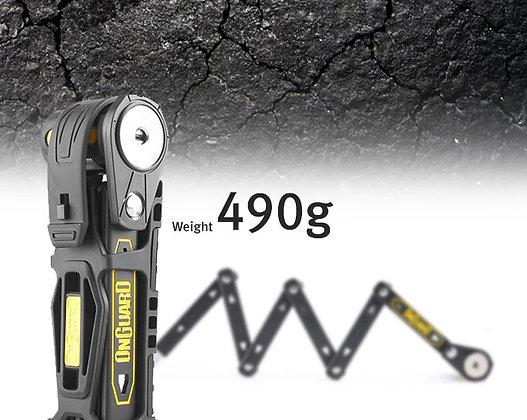 K9 - 8116 - מנעול מתקפל וקל משקל