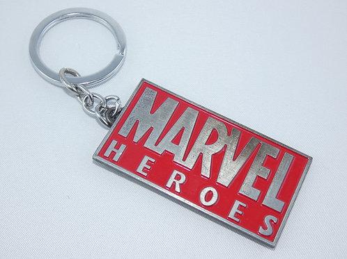Marvel fém kulcstartó