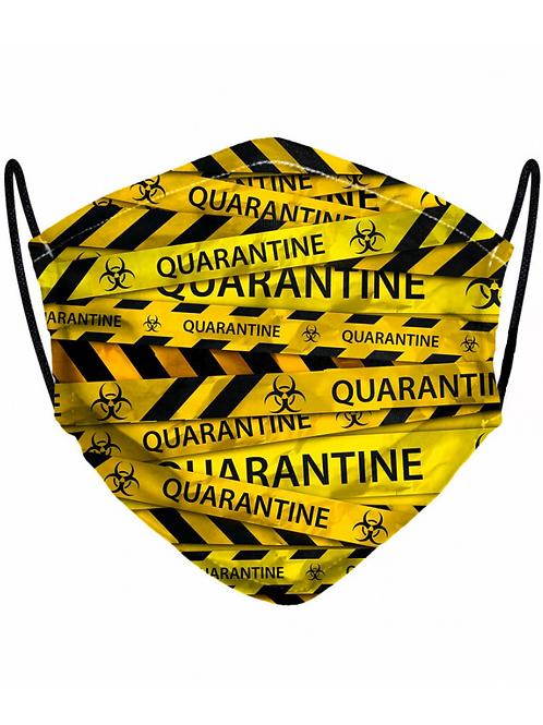 Quarantine arcmaszk