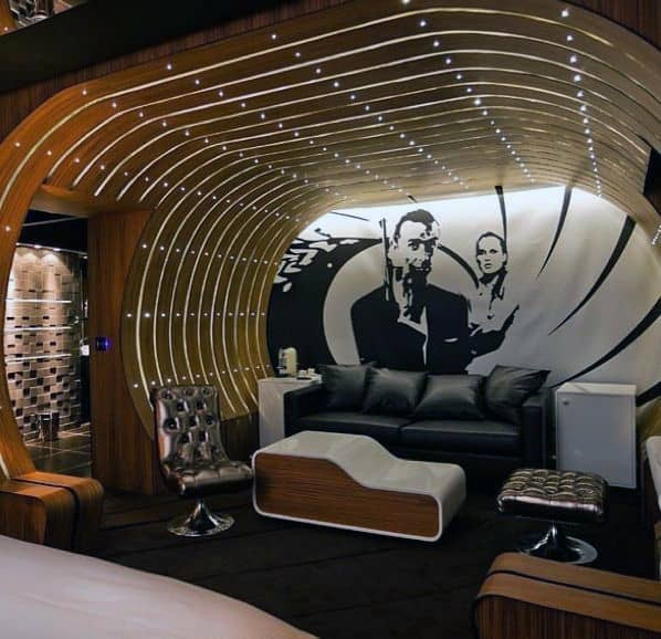 James Bond mozi szoba