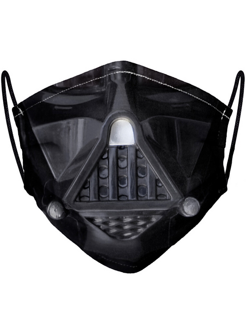 Darth Vader arcmaszk