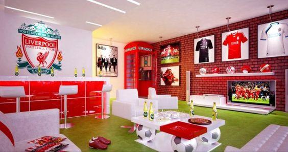 Szurkolói szoba
