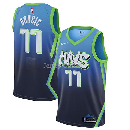 Luca Doncic Dallas Mavericks jersey