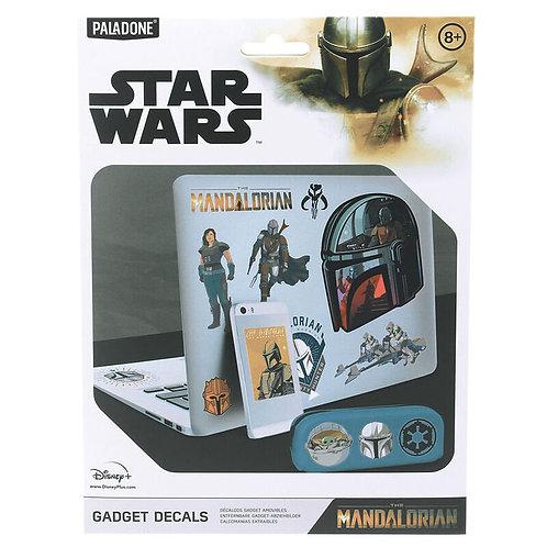 Star Wars Mandalorian laptopmatrica szett