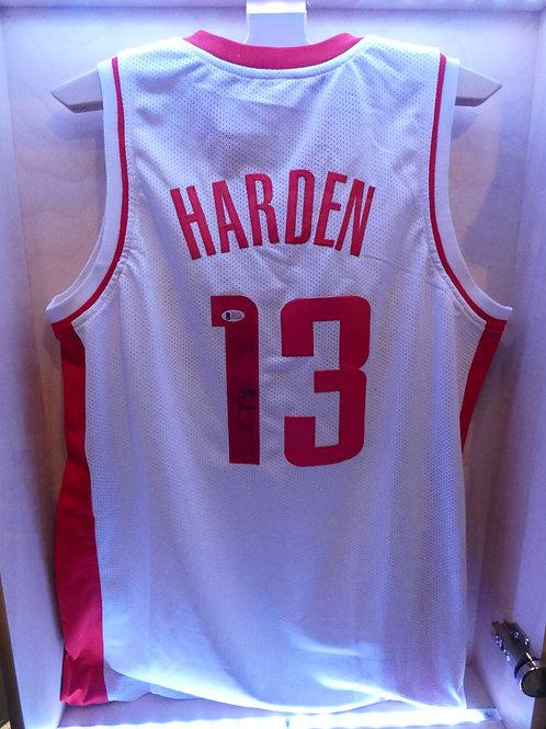James Harden aláírt Houston Rockets mez