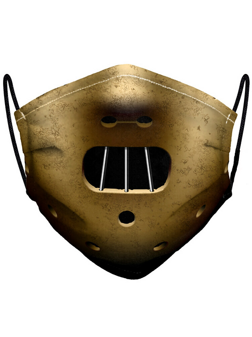 Hannibal arcmaszk