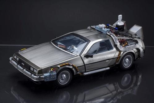 Back To The Future - Delorean Time Machine