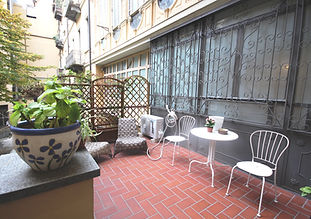 Affitto appartamento con terrazzo Centro Torino