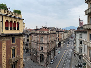 Affitto ampio ufficio via San Francesco d'Assisi Torino 5 piano