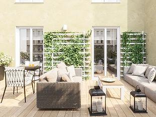 Vendita appartamenti di nuova realizzazione, via Passalacqua Torino