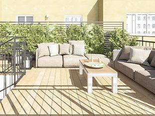 Vendita loft con terrazzo di nuova realizzazione Centro Torino