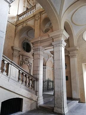 Affitto monolocale arredato Palazzo Paesana Torino