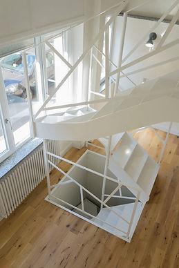 Vendita loft su tre livelli Precollina Torino