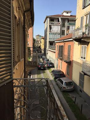 Affitto bilocale arredato, via Fiano Torino