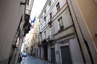 Affitto bilocale con terrazzo Quadrilatero Romano