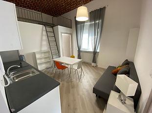 Affitto bilocale arredato di nuova costruzione via Tiziano Vecellio Torino