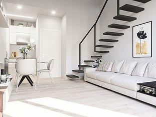 Vendita appartamento su due livelli di nuova realizzazione Centro Torino