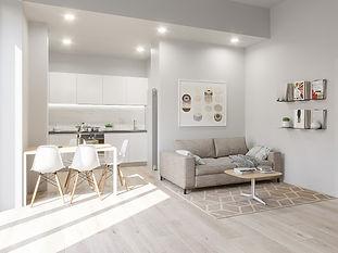 Vendita monolocale di nuova realizzazione Centro Torino