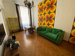 Affitto quadrilocale parzialmente arredato via Campana Torino